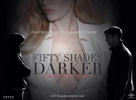 Fifty Shades Darker https://www.pinterest.com/lilyslibrary/ March 2016
