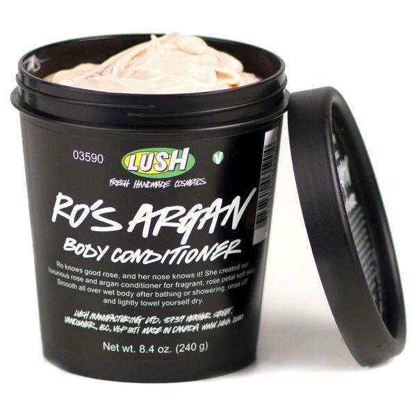 Ro's Argan body conditioner   Hand And Body Creams   LUSH Cosmetics