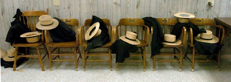 THE SCRIBBLER: Straw, wool or fur, Amish hat changes with the seasons