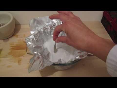 Zilver schoonmaken en oxideren