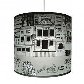 Lush Designs 'London' lampshade.