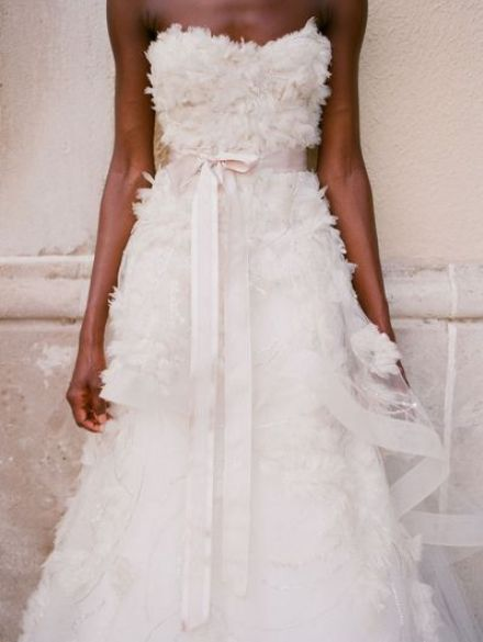 16 best images about feather fetish wedding dresses for How to become a wedding dress model