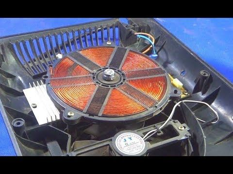 Top Four (4) Power Problem Repair Of Induction Cooker - Very Useful - YouTube