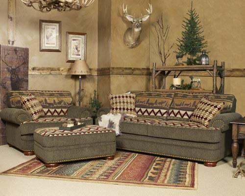 Rustic Livingroom Set