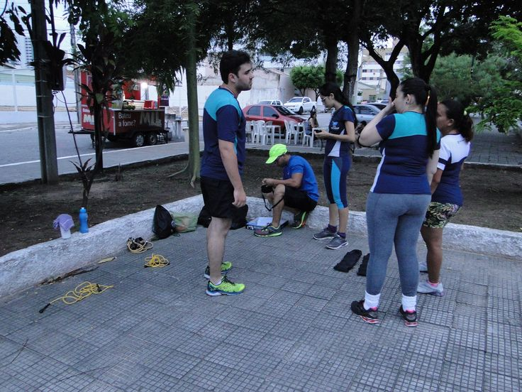 Treino preparatório pra 14ª Maratona de Revezamento do PA em 26/05/2015.