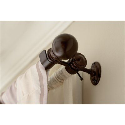 Best 25 Double Curtain Rod Brackets Ideas On Pinterest