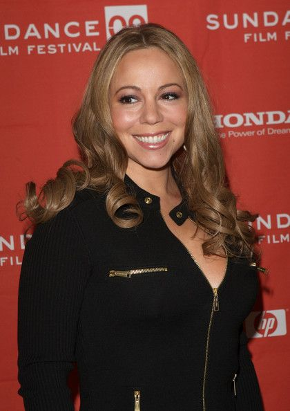 """Mariah Carey Photos - Singer/actress Mariah Carey attends the screening of """"Push: Based On The Novel By Sapphire"""" held at the Racquet Club Theatre during the 2009 Sundance Film Festival on January 16, 2009 in Park City, Utah.  (Photo by Jason Merritt/Getty Images) * Local Caption * Mariah Carey - """"Push"""" - 2009 Sundance Premiere"""