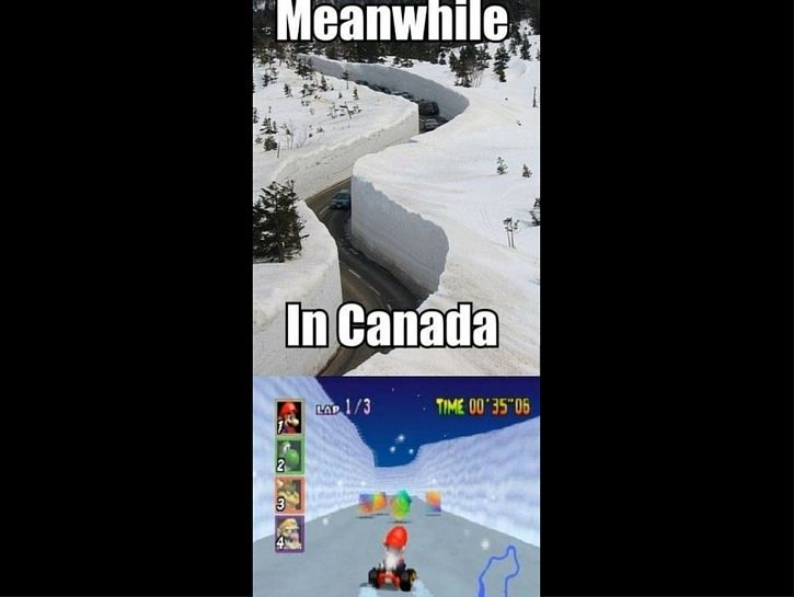 Check out some of the best Canadian memes that the internet has to offer.