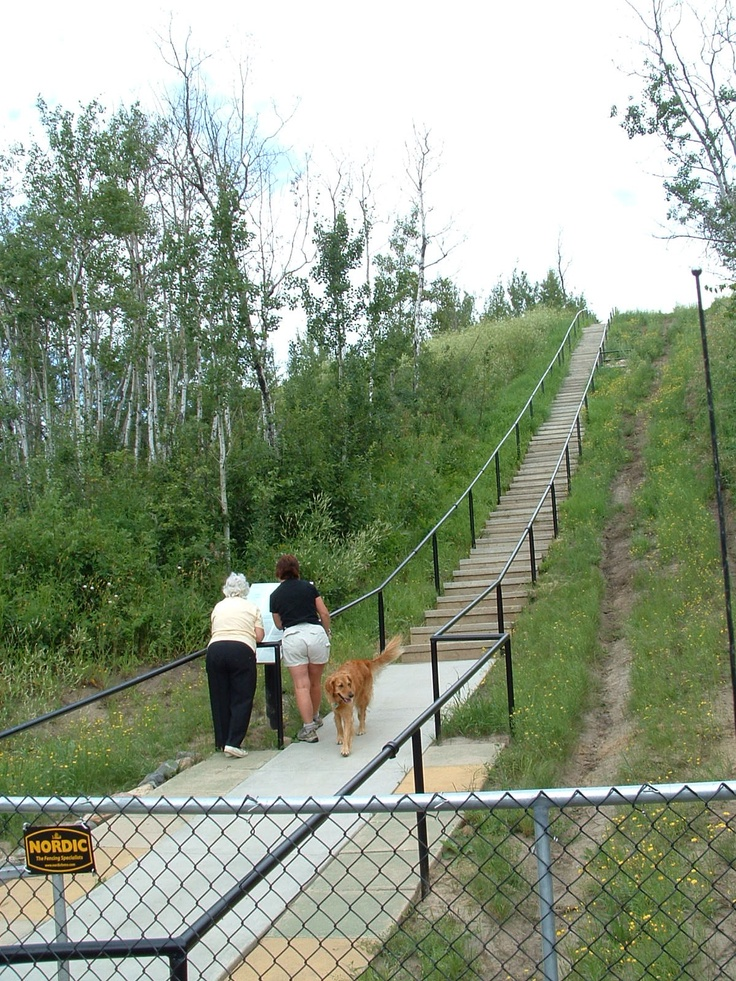 Memorial Hill @ Shell Lake