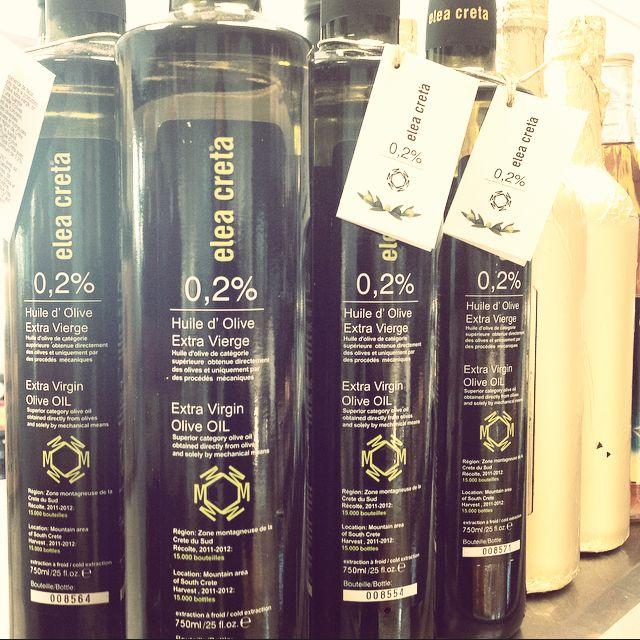 Bonne nouvelle pour les Mascouchois et Mascouchoise!, les produits Elea Creta sont maintenant disponibles chez vous. En effet, depuis son ouverture, la Patisserie St-Martin, située au 2500 avenue de l'Esplanade à Mascouche, tient en stock l'huile d'olive extra-vierge Elea Creta.
