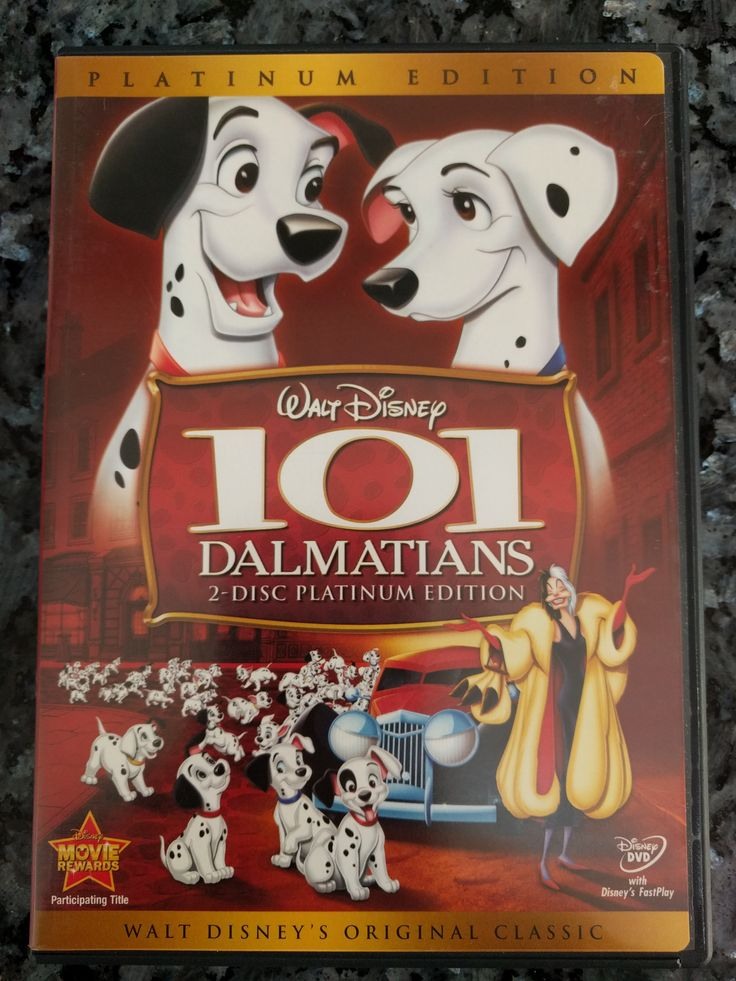 Now available on our store: 101 Dalmatians DvD Check it out here! http://p-ds-closet.myshopify.com/products/101-dalmatians-dvd?utm_campaign=social_autopilot&utm_source=pin&utm_medium=pin