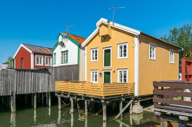 FINN – Sjøgata -Restaurert brygge fra 1857 med to soverom og hems