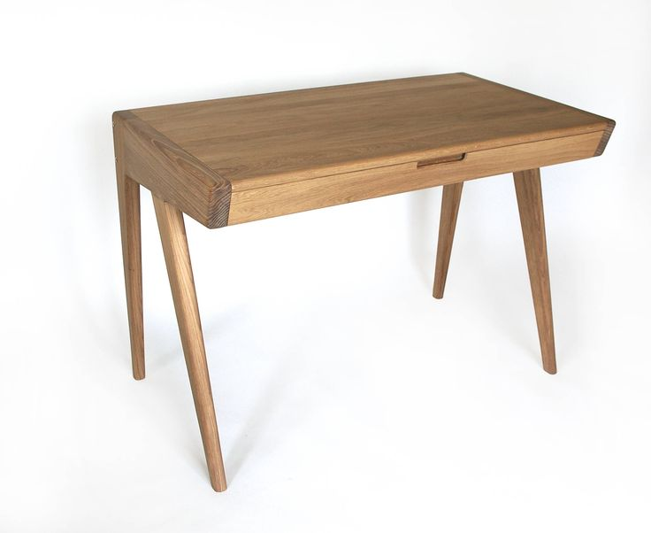 Excited to share the latest addition to my #etsy shop: Oak wood computer desk, laptop desk, office table, writing table desk, office furniture, home office, imac. http://etsy.me/2mTradx #furniture #desk #computer #solid #wood #office #imac #table #bureu