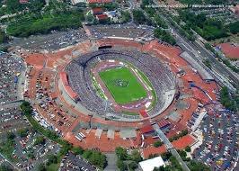 Estadio Olimpico de Ciudad Universitaria Mexico 68