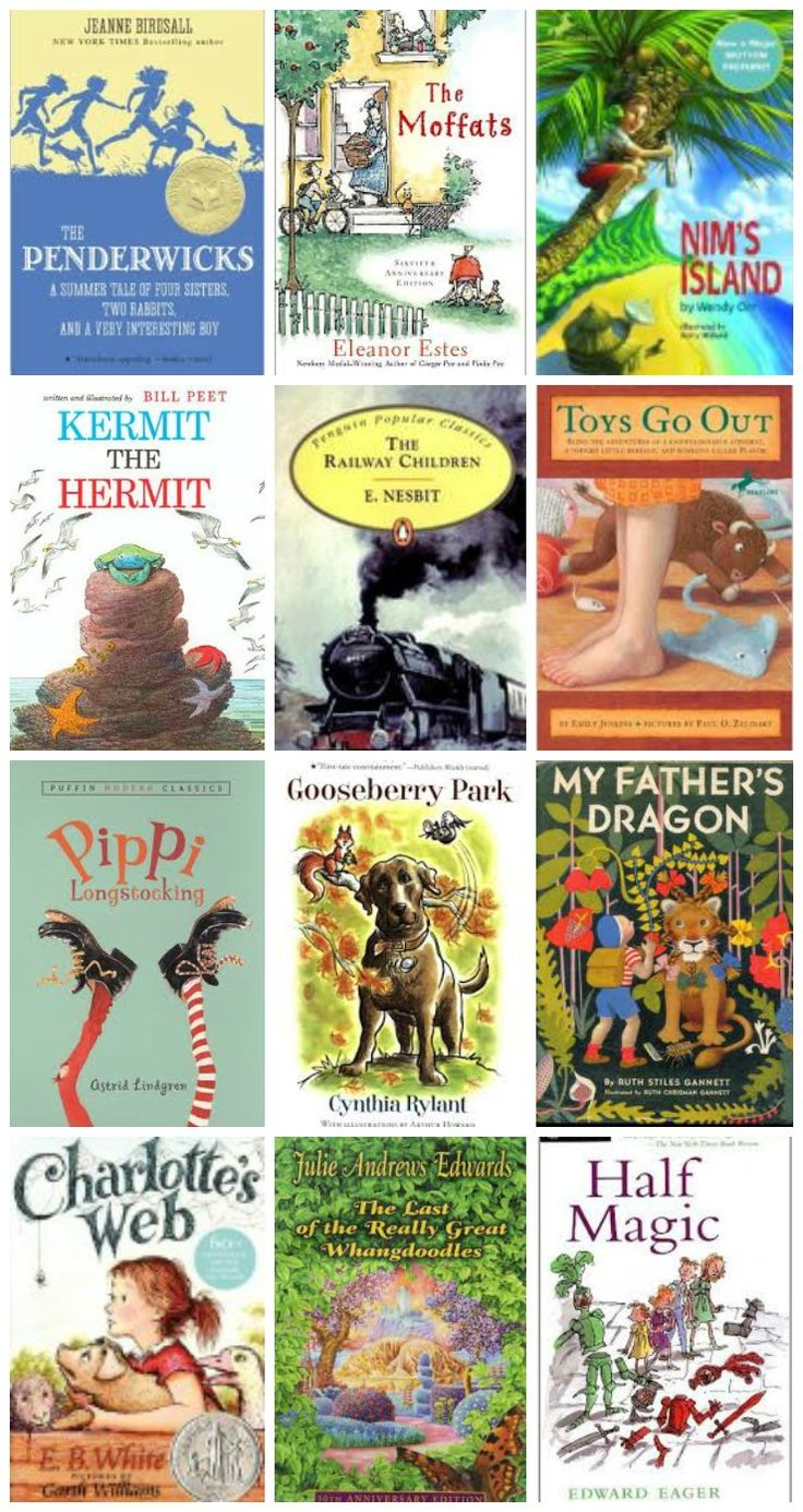 An outstanding list of books that will inspire imagination, adventure and…