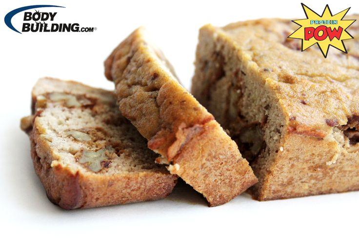 Banana Nut Protein Bread › Protein Pow