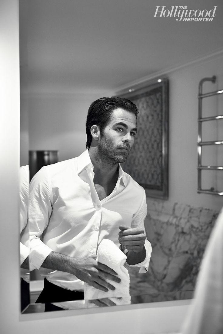 Chris Pine: Exclusive Portraits of the New Jack Ryan