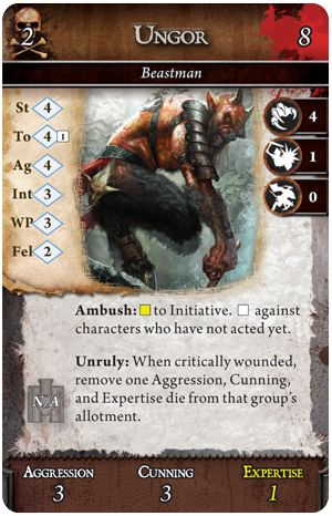 Afbeeldingsresultaat voor warhammer fantasy roleplay cards