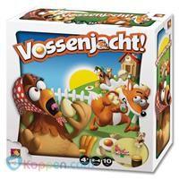 Spel Vossenjacht -  Koppen.com