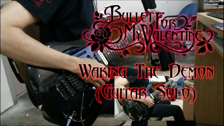 [Bullet For My Valentine - Waking The Demon] Lead Guitar Cover