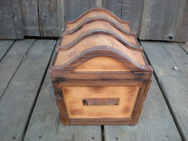 Pin By Lynn On Trunks Wooden Chest Toy Box Plans