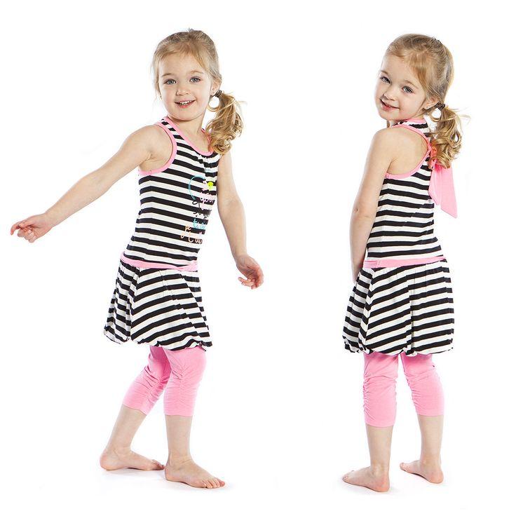 Nanö Collection PASTEL POP Printemps-été 2016. Prêt-à-porter filles 2 à 12 ans. / POP PASTEL Spring-summer 2016. Sportswear girls 2 to 12 years. www.nanocollection.com