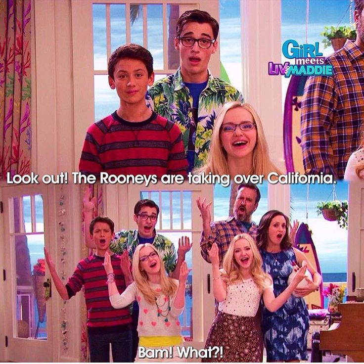 Liv and Maddie I can't wait