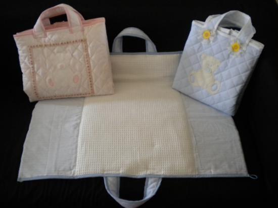 borsa fasciatoio da viaggio borsa stoffa,imbottitura sintetica cucito creativo