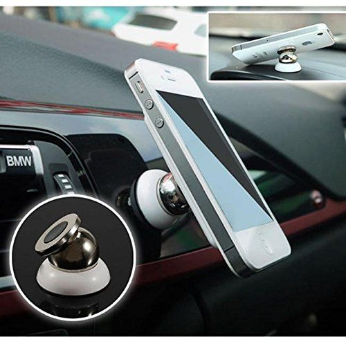 New YIKE Universal Magnetic Cell Phone Holder Car Mount - Dashboard Phone Holder - Rotatable - Great for Any iPhone, Samsung Galaxy, HTC, Smartphone YIKE http://www.amazon.com/dp/B01APLUGIO/ref=cm_sw_r_pi_dp_xdgaxb1M8ZBE5