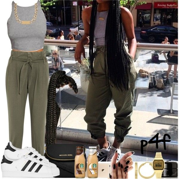 Passion 4Fashion: Baby I'll Be Crying For You by shygurl1 on Polyvore featuring Band of Outsiders, adidas Originals, MICHAEL Michael Kors, Topshop, Fremada, House of Harlow 1960 and Kahina Giving Beauty