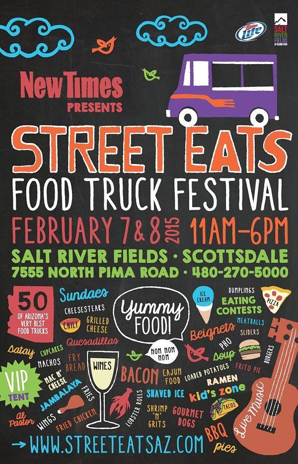 food truck festival flyer - Google Search