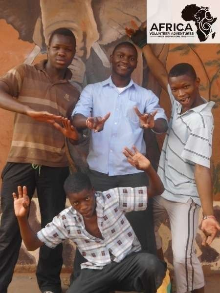 Amazing Grace Project-Design your Dream- www.africavolunteeradventures.com