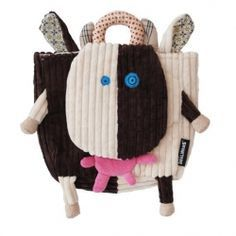 Les deglingos - Milkos/Cow backpack