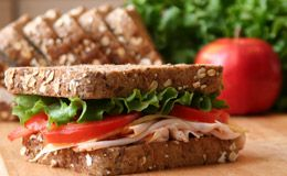 Sanduíche de blanquet de peru - Receitas - Receitas GNT