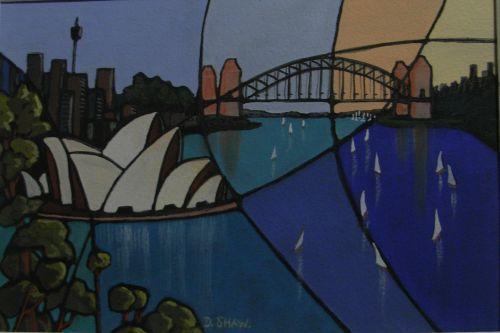 Doreen Shaw, Australian Artist