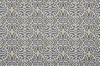 New Damask - Robert Allen Fabrics Greystone