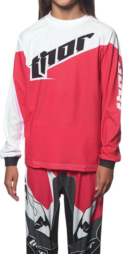 Thor MX Tilt Girls Toddler 2 Piece Boys Motocross PJs Pajamas