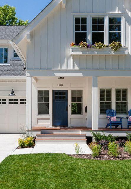 Farmhouse Exterior Eves' Corbels | Home Exteriors | Modern ...