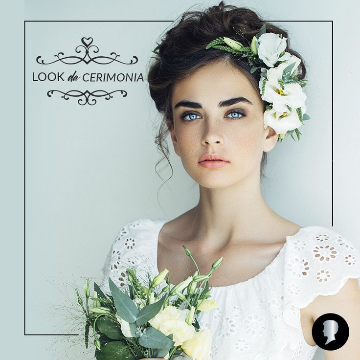 Matrimonio in stile hippie?  Scegli una corona di fiori per far risaltare la tua acconciatura. #Testanera #hairstyle #wedding #matrimonio #weddingseason #weddinginspiration #weddinghair #weddingguest #flower #flowercrown
