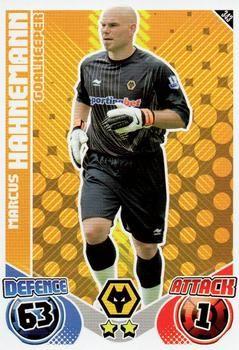 2010-11 Topps Premier League Match Attax #343 Marcus Hahnemann Front