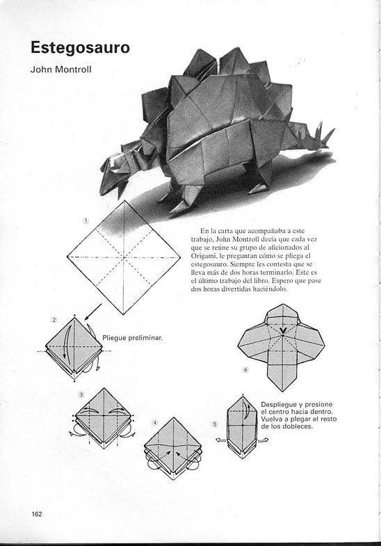 kunihiko kasahara y Toshie Takahama (Papiroflexia) - Origami para expertos 161_page161