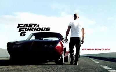 Dominic Toretto - Fast & Furious 6 wallpaper