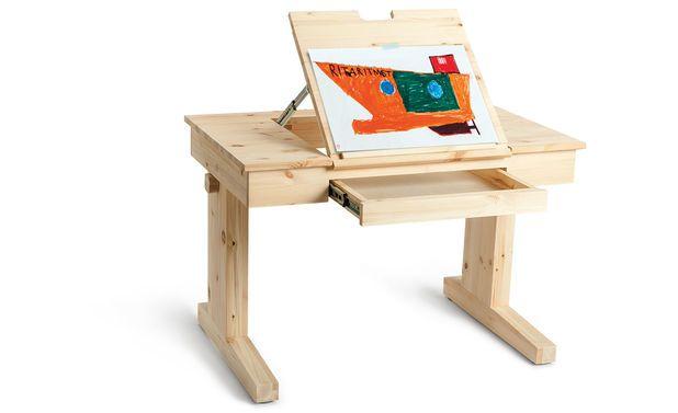 Bauplan: Höhenverstellbarer Schreibtisch