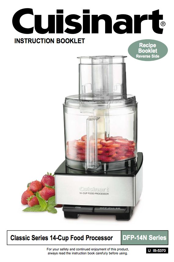 20 best food processor manuals images on pinterest food processor custom 14 14 cup food processor dfp 14ndfp 14bcwny forumfinder Image collections