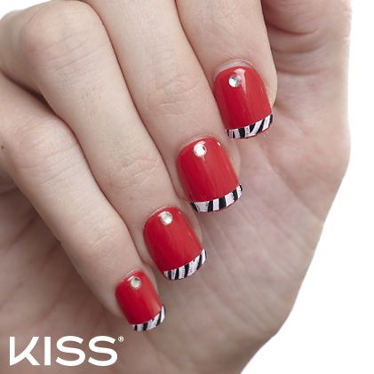 10 best Valentine\'s Day Nail Inspiration images on Pinterest ...