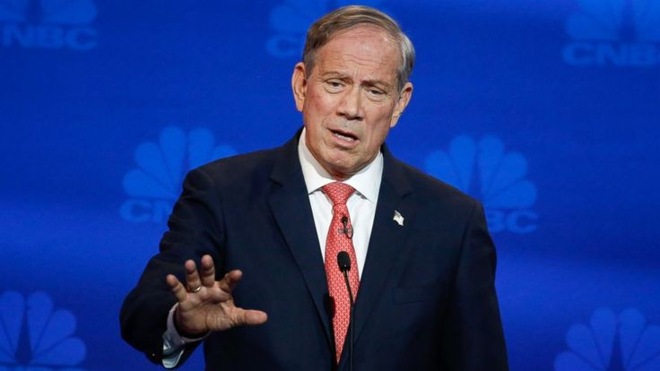 George Pataki Drops Out of 2016 Presidential Race - ABC News