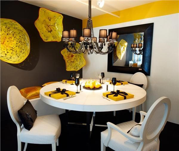 Transitional (Eclectic) Dining Room by Tracy Murdock @Tracy Murdock