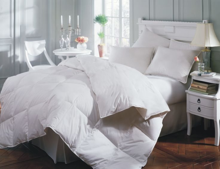 #10 Fluffy down comforters