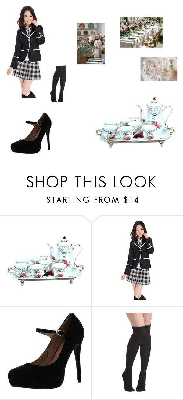 """Mrs.Phelps School for Ladies of the New Era"" by kyokokiryuu on Polyvore featuring Bella Marie"