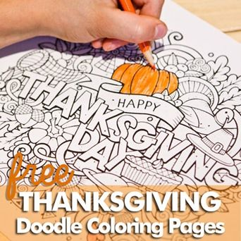 Printable Thanksgiving Placemats for Kids - 1+1+1=1